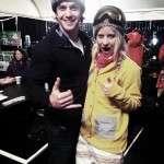 Hannah Teter Boyfriend Johnny Bananas