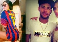 Neymar Jr Serbian model Girlfriend Soraja Vucelic