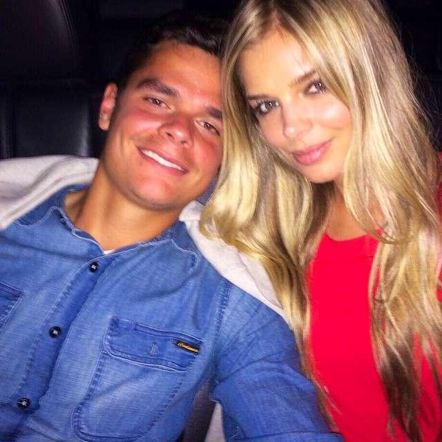 Danielle Knudson boyfriend