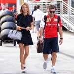 Fernando Alonso Current Girlfriend 2015 Dating New Name Lara Alvarez