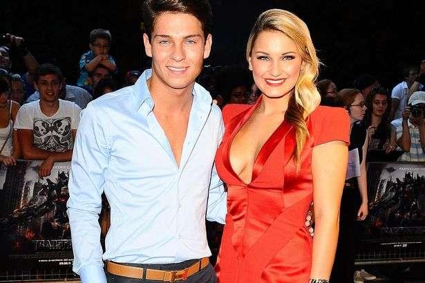 Amy Willerton Denies Dating Joey Essex