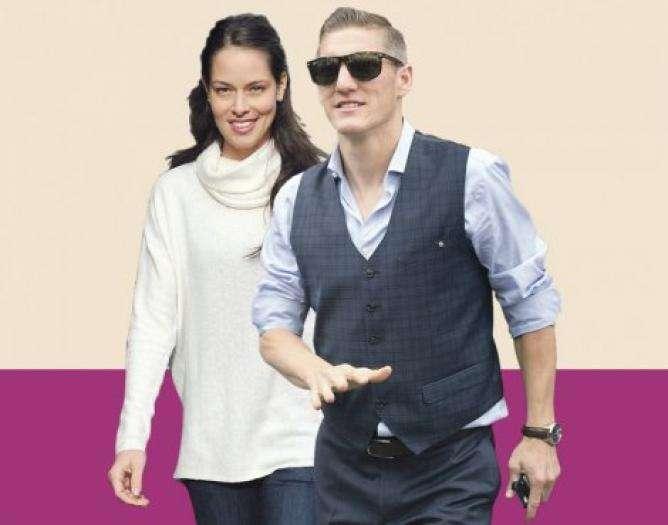 who is bastian schweinsteiger girlfriend 2015
