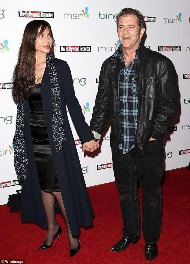 Mel Gibson relation