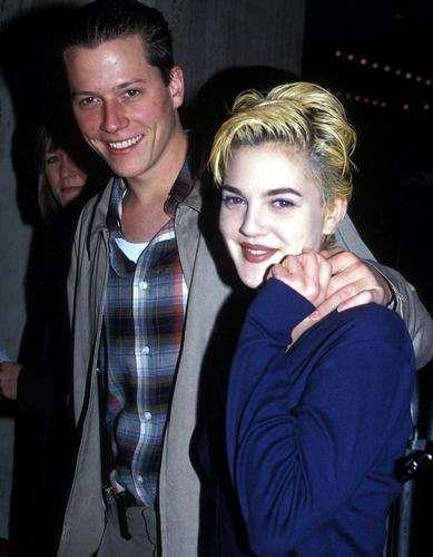Drew Barrymore relation