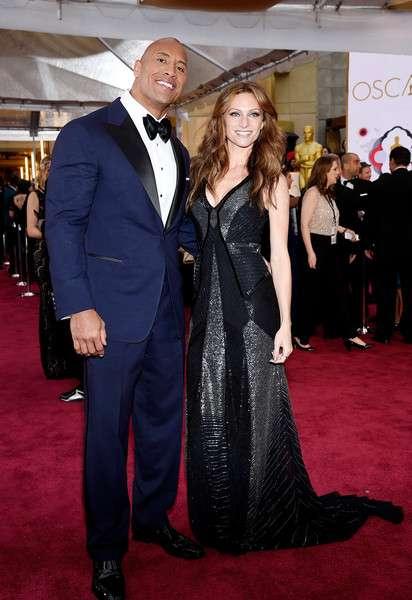 Lauren and Dwayne