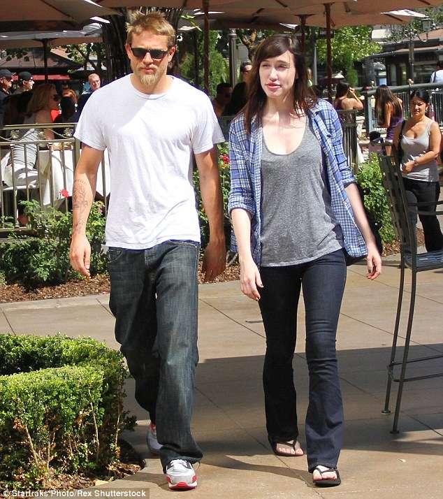 Hunnam and Morgana