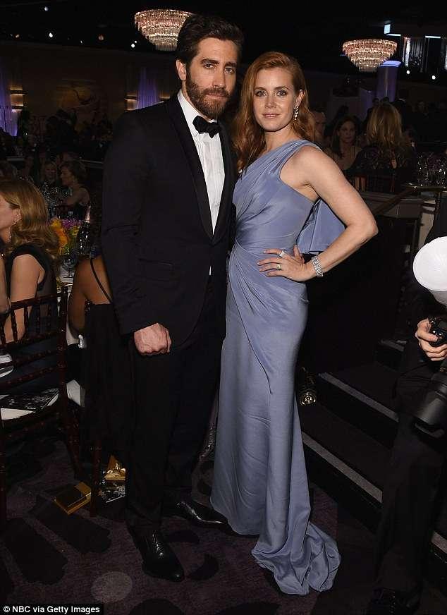 Gyllenhaal and Adams