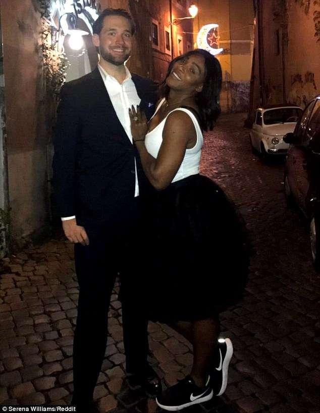 Ohanian and Serena