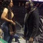 James Harden dating with Maliah Michel