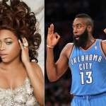 pictures James Harden and Trina