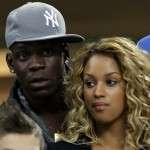 Mario Balotelli date with Fiance