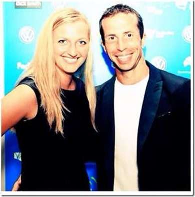 Radek Stepanek new girlfriend
