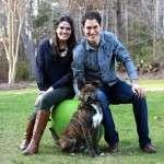 Joey Logano Fiance Brittany Baca Girlfriend Engaged Wife