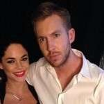 Calvin Harris dated with current girlfriend
