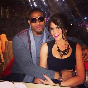 Greg Hardy New Girlfriend after Wife Nicole Holder