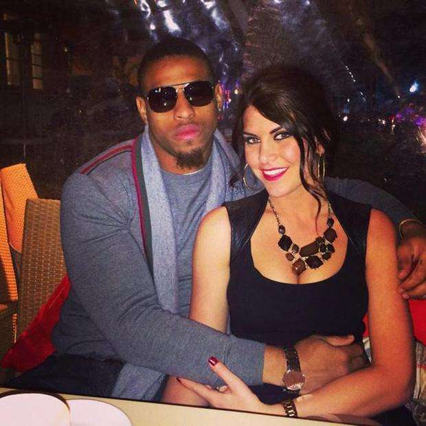 Greg Hardy ex partner Nicole Holder
