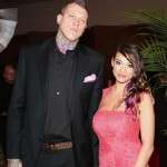 Chris Andersen dated Tina Wiseman