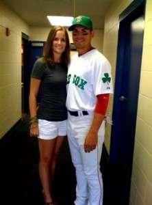 Jacoby Ellsbury Wife Kelsey Hawkins