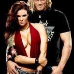 Amy Dumas and Edge