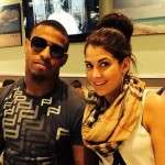 Greg Hardy dated with new partner
