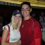 Jacoby Ellsbury dated with girlfriend