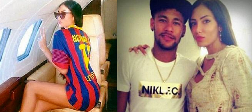Neymar Jr Serbian model Girlfriend Soraja Vucelic