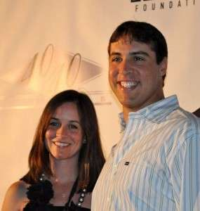Mark Teixeira dated with Leigh Williams