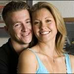 AJ Allmendinger now again dated with Lynne Kushnirenko