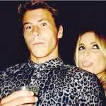Alana Blanchard selfies with partner