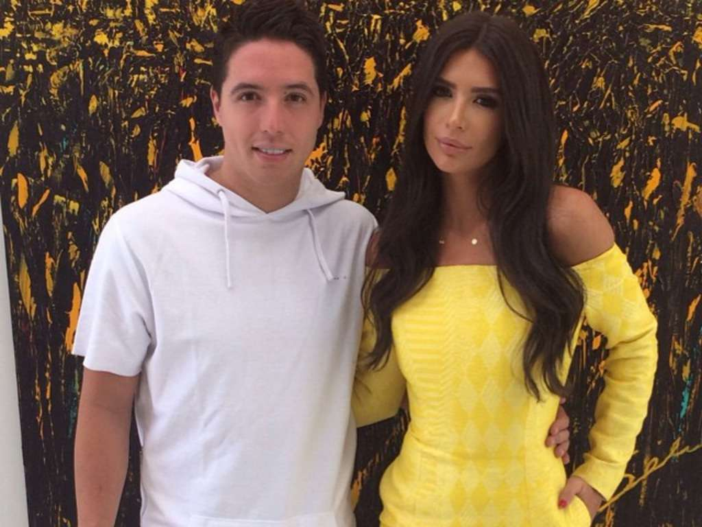 Samir Nasri Wife