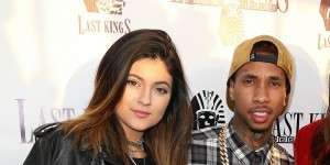 Tyga Girlfriend Kylie Jenner Ex Boyfriend Blac Chyna Friend of Kim Kardashian