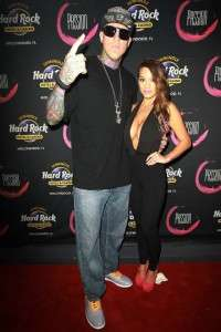 Chris Andersen girlfriend
