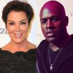 Kris Jenner with Corey Gamble