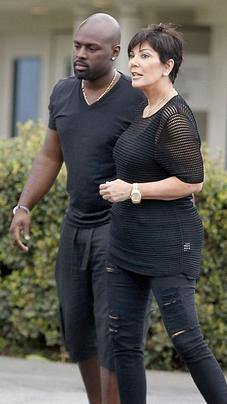 Kris Jenner Corey Gamble