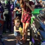 Denny Hamlin Daughter