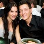 Mesut Ozil EX Girlfriend Anna Maria