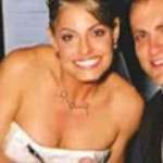 Trish Stratus wedding picture