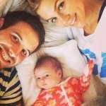 Christian Ponder Wife Samantha Ponder Daughter Name