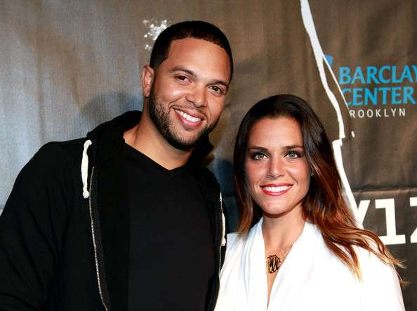Deron Williams Wife Amy Young Williams Pictures