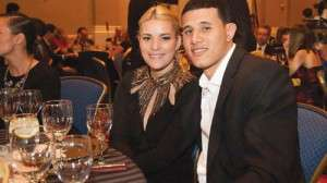 Manny Machado Wife Yainee Alonso Girlfriend Fiancee