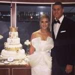 Manny Machado Wife Yainee Alonso Marriage Pictures