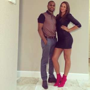 Patty Mills Girlfriend Alyssa Levesque