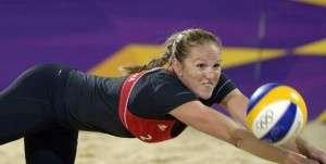 Kristyna Kolocova Boyfriend Beach Volleyball Player
