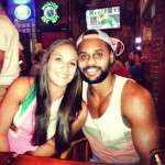 Patty Mills wife pictures