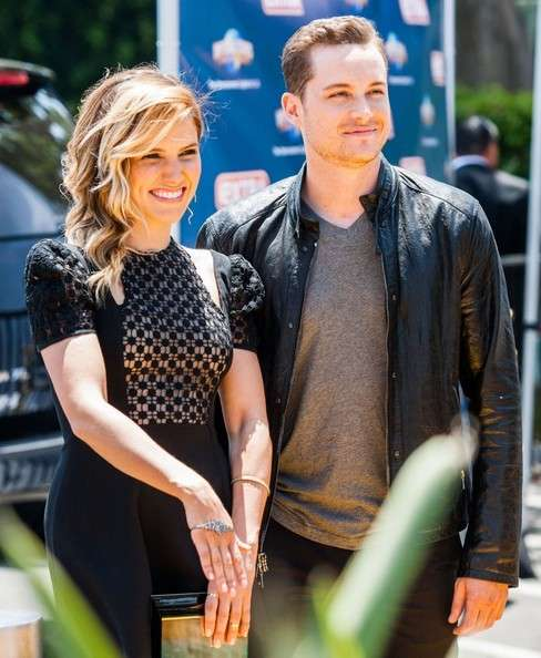 Jesse Lee Soffer new girlfriend