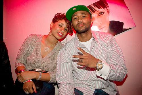 Mo Williams Wife Keisha Williams