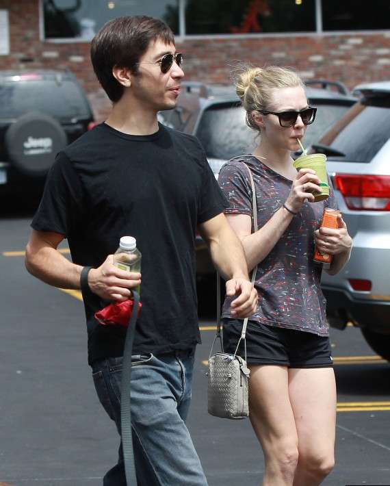 Amanda Seyfried And Justin Long Pictures