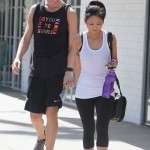 brenda song and her husband