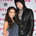 brenda song and trace cyrus 2015