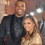 cam newton girlfriend nfl honors